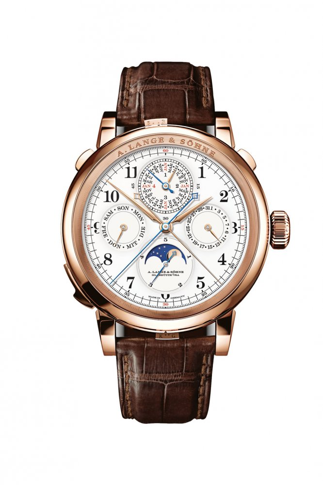A LANGE AND SONHE'S GRAND COMPLICATION
