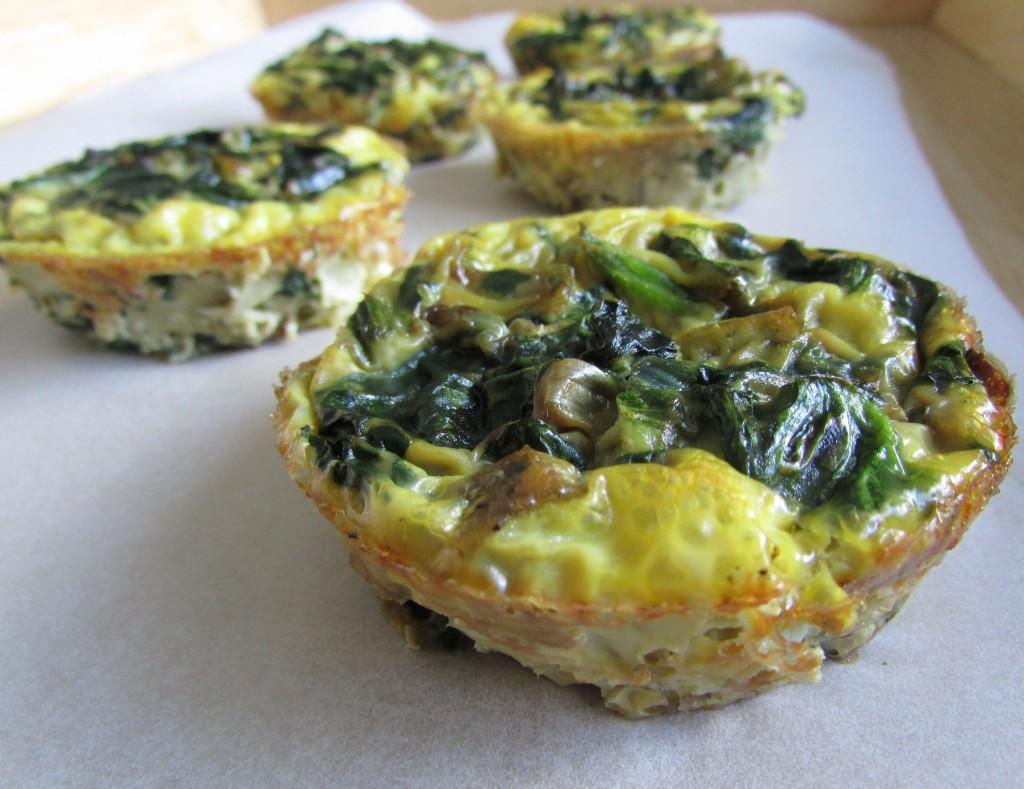 A Gluten-Free Delight - Zucchini Quiche