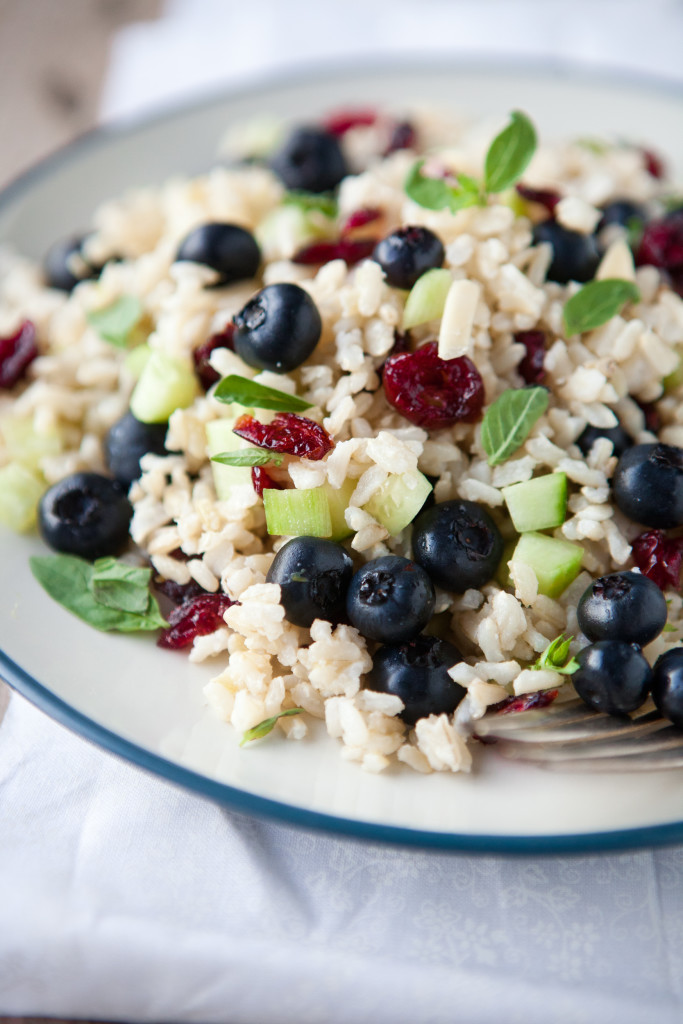Fruity Nutty Brown Rice