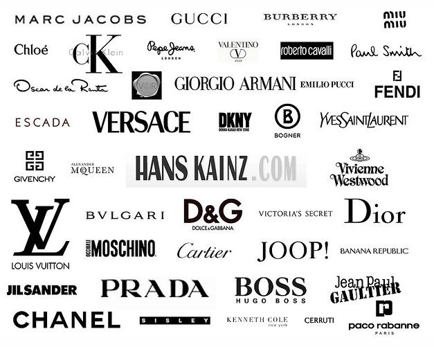 Logo collection by category  Brands of the World