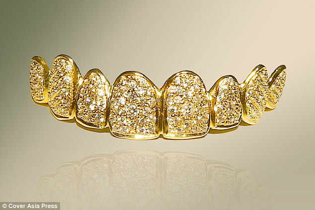 diamond dentures